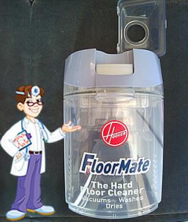 Hoover floormate dirty tank asm 93001097 h3030